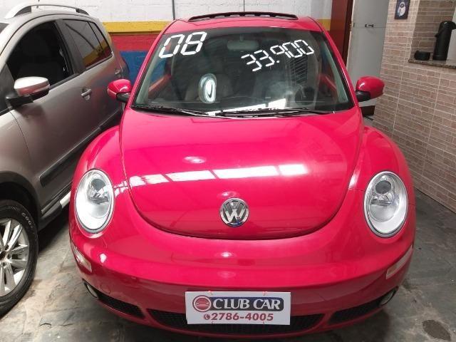 VW-Volkswagen New Beetle 2.0 2008 Completo