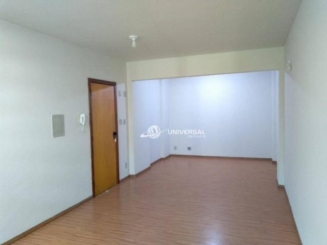 Sala para alugar, 47 m² por r$ 900/mês - centro - juiz de fora/mg - Foto 4
