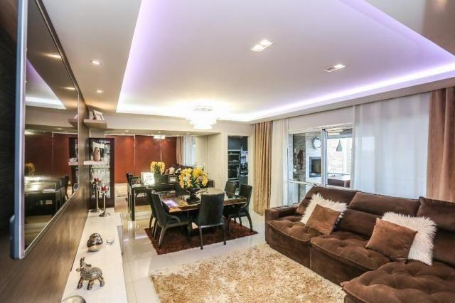 Apartamento à venda com 3 dormitórios em Mossunguê, Curitiba cod:71627