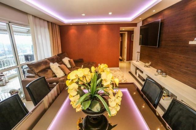 Apartamento à venda com 3 dormitórios em Mossunguê, Curitiba cod:71627 - Foto 7
