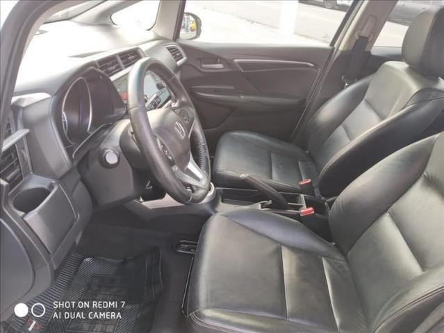 Honda Fit Exl 1.5 Automático Completo - Foto 8
