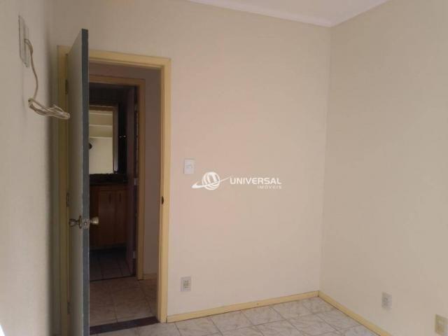 Apartamento com 2 dormitórios para alugar, 55 m² por r$ 700/mês - bandeirantes - juiz de f - Foto 6