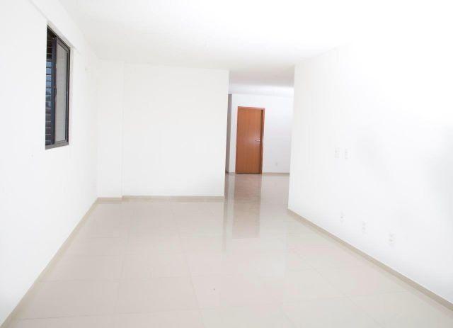 Excelente apto3/4 com suites,área de lazer,133 m2 - Foto 3