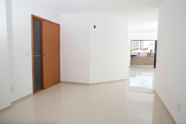 Excelente apto3/4 com suites,área de lazer,133 m2 - Foto 4