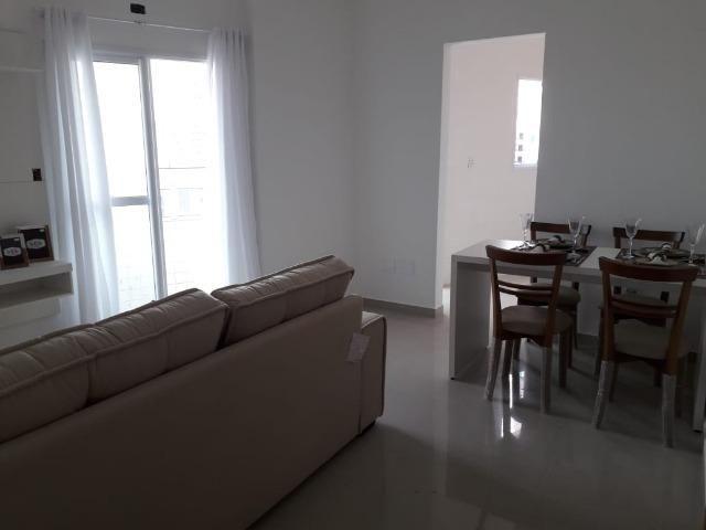 Imperdível 200 mil Á Vista 2 dormitórios 1suíte 1vaga,sacada gourmet,Caiçara - Foto 8