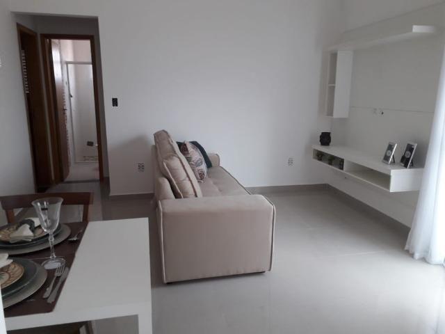 Imperdível 200 mil Á Vista 2 dormitórios 1suíte 1vaga,sacada gourmet,Caiçara - Foto 9