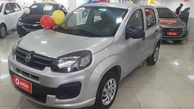 Fiat Uno Drive 4 pts Completa - Foto 2