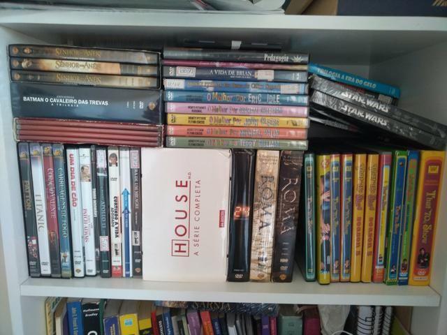 DVD's de Filmes e Seriados - ORIGINAL! - Foto 2