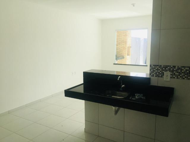 Linda casa com documentação grátis 2 quartos e 2 suites,entrada em 12x , * - Foto 10