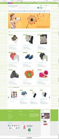b87976085 Estoque (170 itens) + Loja Virtual - Roupas Calçados Infantis ...