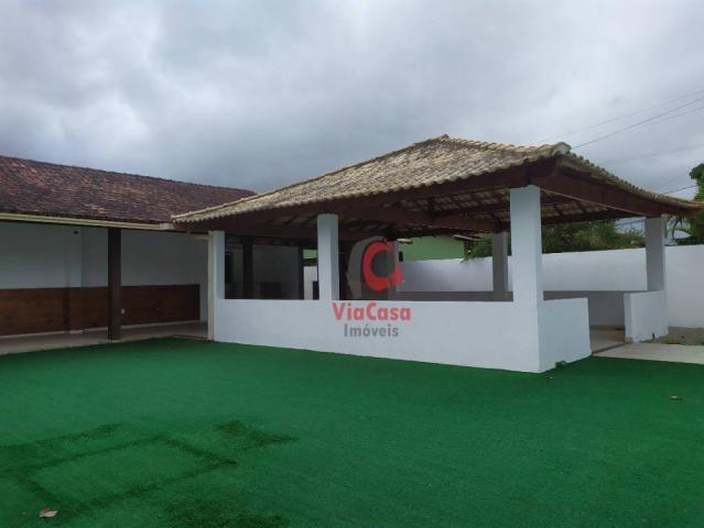Casa Comercial para alugar por R$ 4.500/mês - Jardim Mariléa - Rio das Ostras/RJ - Foto 12
