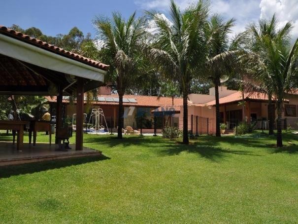 Chácara à venda com 5 dormitórios em Vila pinhal broa, Itirapina cod:4319 - Foto 3