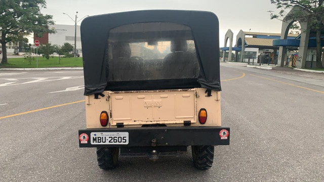 Willys Jeep - 1965 2.6 6 cilindros - Foto 6
