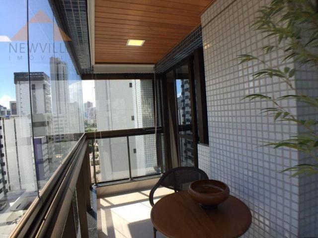 Apartamento com 2 quartos à venda, 34 m² por R$ 820.819 - Avenida Boa Viagem - Recife - Foto 4