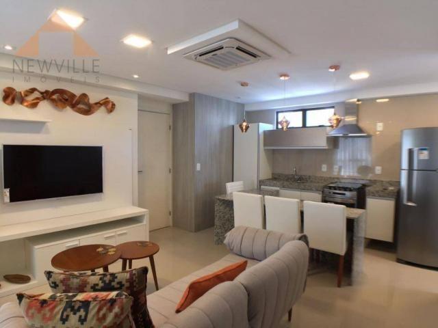 Apartamento com 2 quartos à venda, 34 m² por R$ 820.819 - Avenida Boa Viagem - Recife - Foto 6