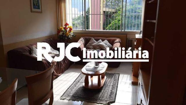 Apartamento à venda com 1 dormitórios em Andaraí, Rio de janeiro cod:MBAP10930 - Foto 5
