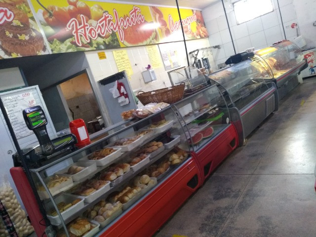 Vendo um Supermercado completo ,com açougue, panificadora , Horti-fruit - Foto 3