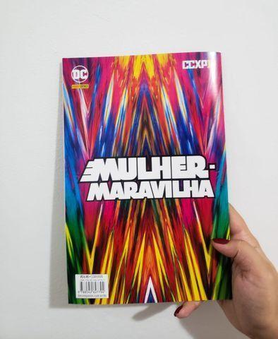 HQ Mulher-Maravilha: Especial Ccxp 2019 - Novo - Foto 2