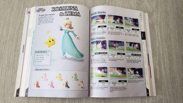 Official Game Guide Super Smash Bros 3ds E Wiiu. Inglês - Foto 4