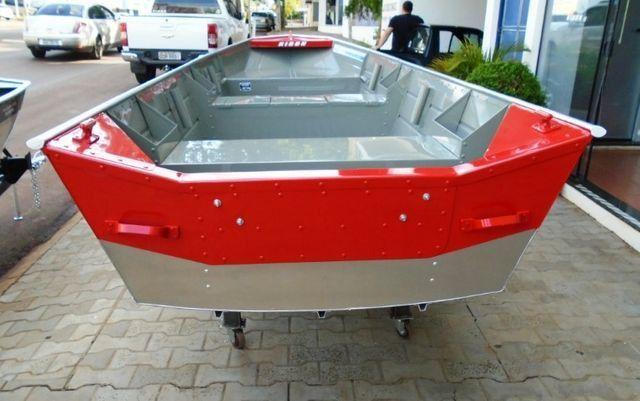 Barco de Alumínio Buricá 420 NOVO - 2020 - Foto 3