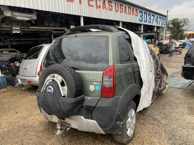 Fiat Idea adventure 1.8 Sucata para retirada de peças - Foto 4