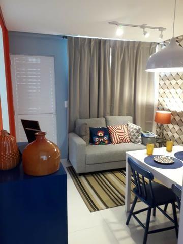 Apartamento novo de 1 ou 2 quartos ideal para estudantes da Uninovafapi - Foto 7