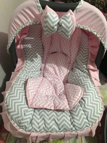 Capa para bebê conforto - Foto 3