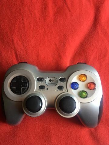 Controle sem fio para pc gamer logitech f -710 - Foto 2