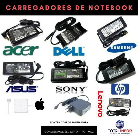 Assistência Técnica Notebook - Tela - Bateria - Carregador - Teclado - Foto 2