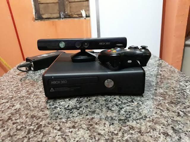 Troco xbox 360 completo por uma tv lcd de 36 ou 40 polegadas