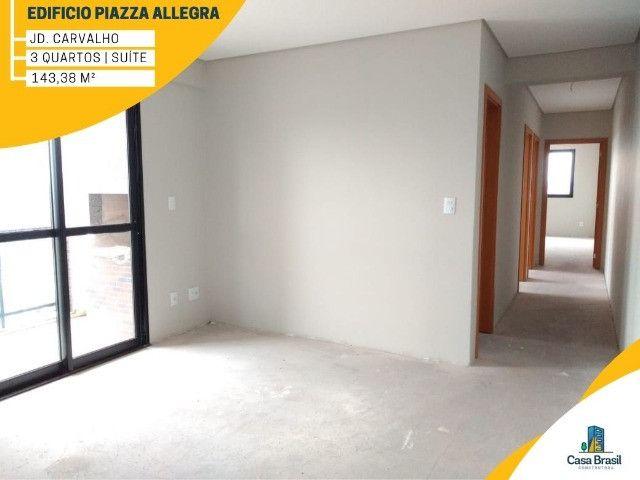 Apartamento para a locação em Ponta Grossa - Jd. Carvalho - Foto 4