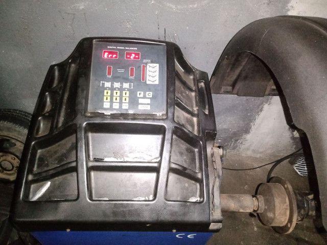 Máquina de balanciar - Foto 3