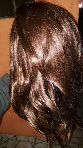 Modelo para curso de cabeleireiro.  - Foto 2