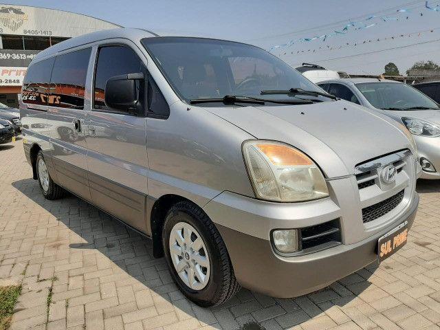 Hyundai h1 strarex - 2004 * financia 100%* besta, van, utilitario, saveiro, master - Foto 9