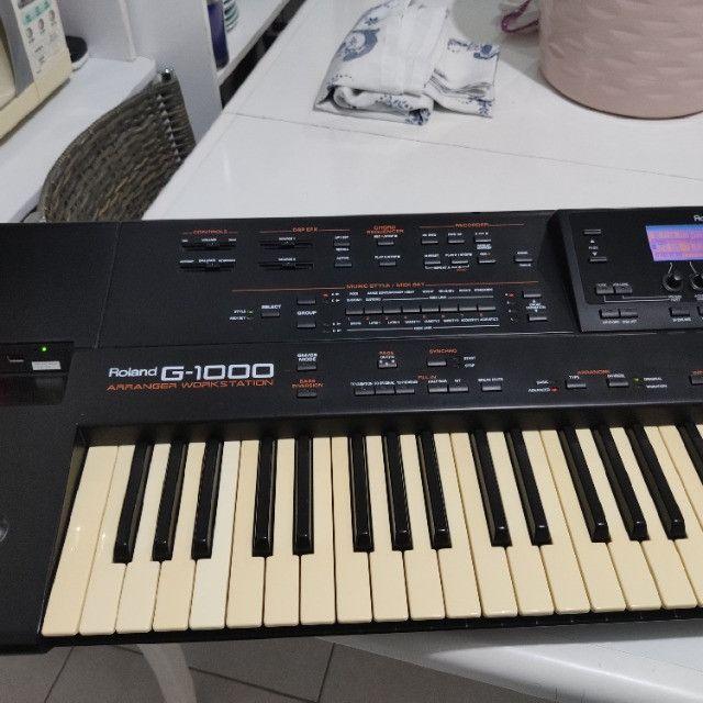 Teclado Roland G-1000 - Foto 4