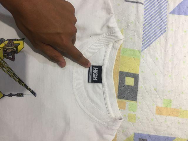 Camiseta high - Foto 2