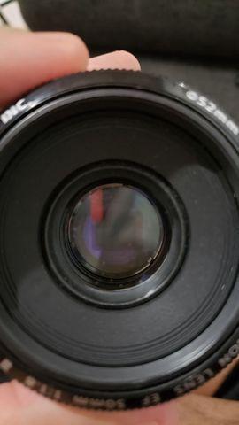 Lente Canon 50mm 1.8 - Foto 4