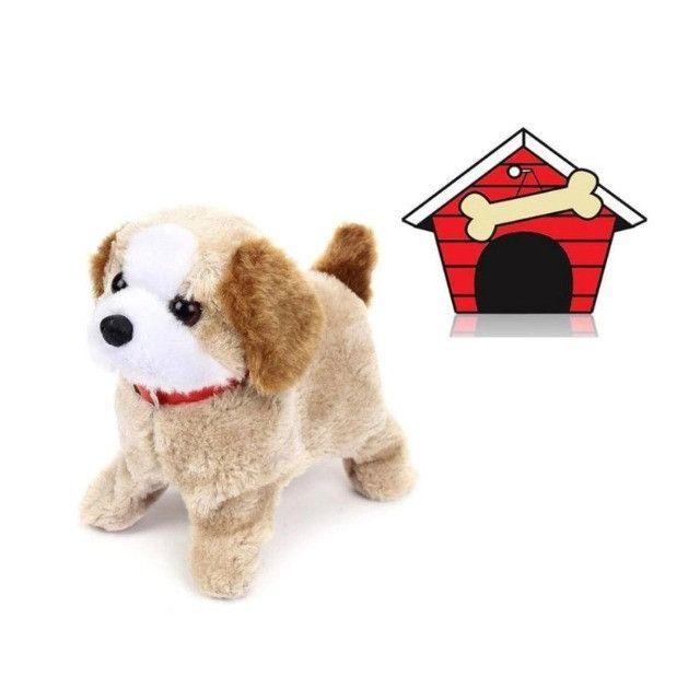 Cachorrinho Pelucia Puppy - Foto 4