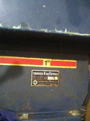 Furadeira de Bancada Helmo HP1 FC25 25MM - Foto 4