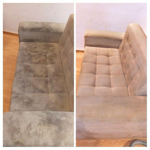 Lavagem a seco de sofá, colchão, carro, tapete, cortinas.
