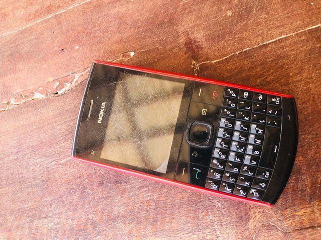 Nokia X2-01<br><br>Vermelho