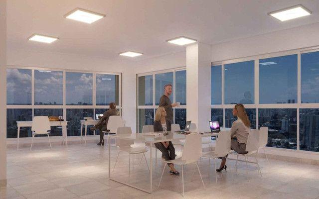 Apartamento na planta 3 quartos 67m 1 suite na ilha do retiro nascente lazer completo - Foto 4