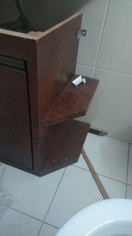 Armário para pia de banheiro - Foto 2
