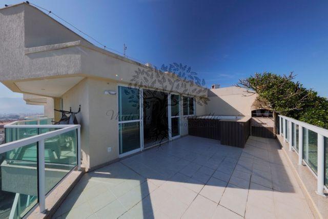 Apartamento Cobertura com 1 dormitório à venda - Villa Del Sol Residences - Recreio - Foto 13