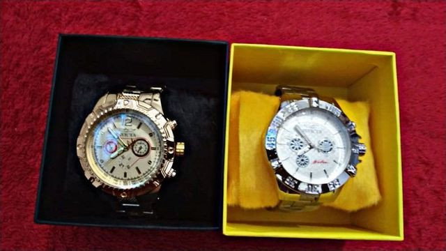 Relógios masculinos luxuoso - Foto 4
