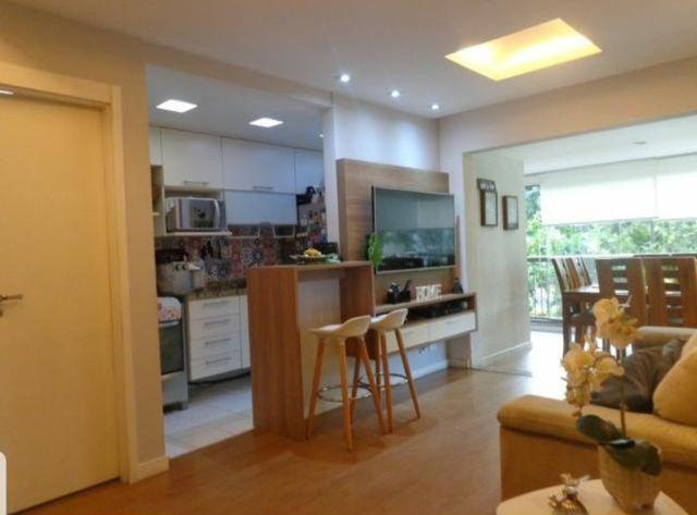 Lindo apartamento à venda com 2 dormitórios - Reserva do Parque - Foto 3