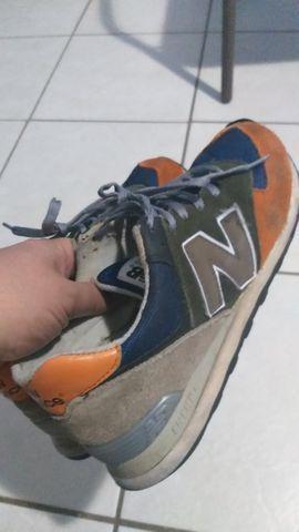 Tênis New Balance tamanho 39