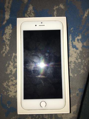 IPhone 6s Plus cinza - Foto 3
