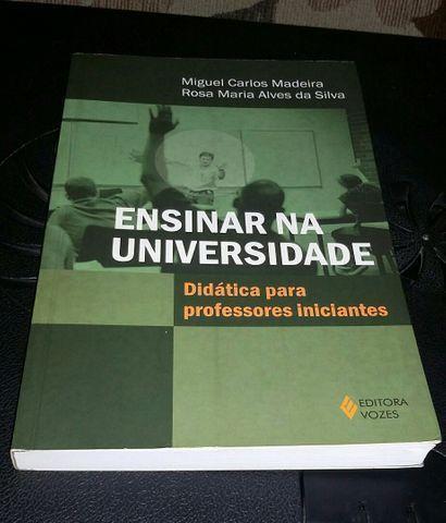 Livro Ensinar na Universidade - Foto 2