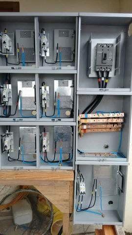 Eletricista Residencial/Padrão copel com CNPJ em Curitiba. - Foto 4